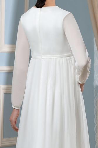 Vestido de novia Tallas grandes Joya Camiseta primavera Fuera de casa - Página 5
