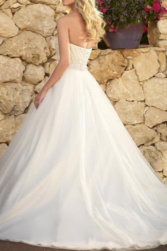 Vestido de novia Escote Corazón Espalda Descubierta Corte princesa Sala - Página 2
