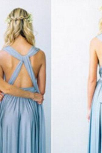 Vestido de dama de honor Blusa plisada Verano Sencillo Espalda Descubierta Triángulo Invertido - Página 10