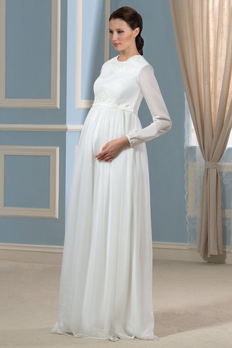Vestido de novia Tallas grandes Joya Camiseta primavera Fuera de casa - Página 2