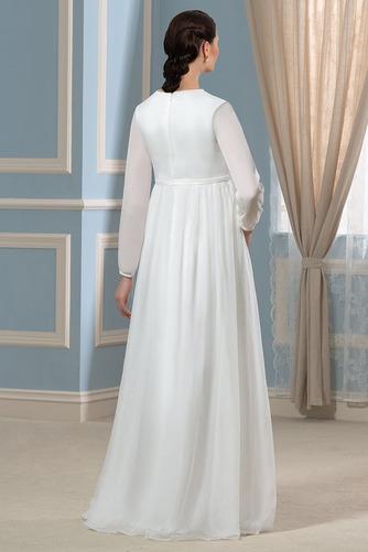 Vestido de novia Tallas grandes Joya Camiseta primavera Fuera de casa - Página 3