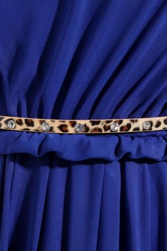 Vestido de madrina Natural Corte-A Gasa Espalda medio descubierto Hasta el suelo - Página 8