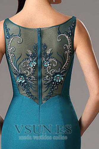 Vestido de noche Elegante Cremallera primavera Tiras anchas largo Cintura Baja - Página 3