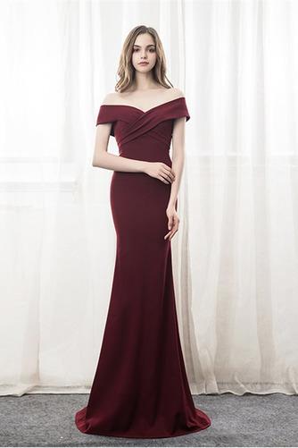 vestidos sirena largos