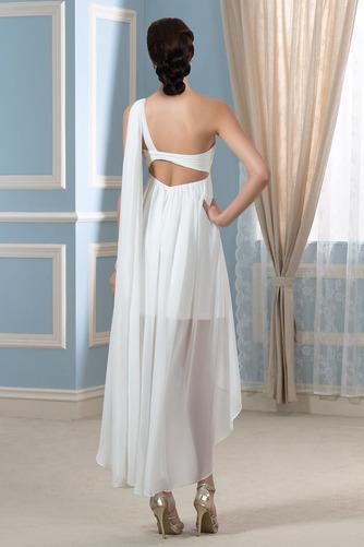 Vestido de novia Sin mangas Verano Espalda Descubierta Imperio Cintura - Página 2