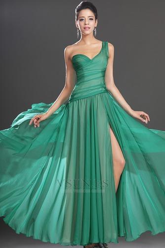 Vestido de fiesta Elegante Verano Sin mangas Corte Recto Cintura Baja - Página 2
