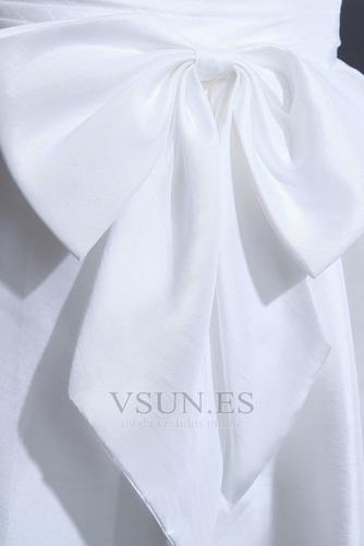 Vestido de novia Capa de Corpiño Cremallera Botón Falta Fuera de casa - Página 6
