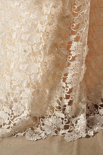 Vestido de novia Clasicos Sin mangas largo Natural Corte Sirena Escote Corazón - Página 4