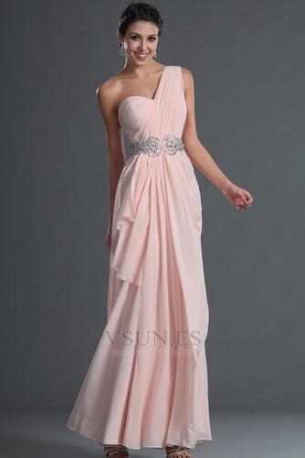 Vestido de fiesta Elegante Bebé rosa Verano Natural Gasa Sin mangas - Página 6