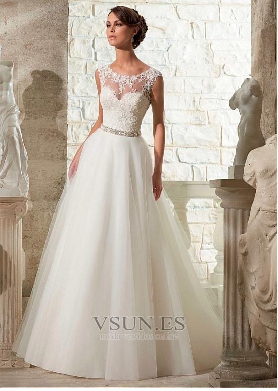 Como hacer un vestido de novia vintage