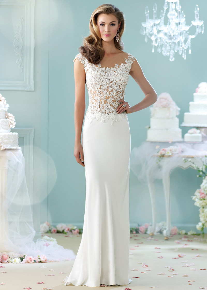 Famous Vestidos De Novias De Encaje Ideas - Wedding Ideas ...