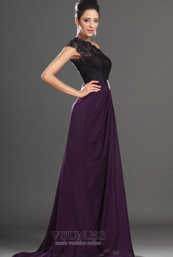Elegante vestido azul y pantimedias naturales - 2 part 8