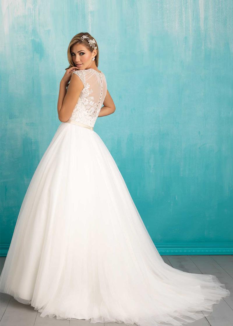 Awesome Vestidos De Novia Corte Romano Vignette - Wedding Dress ...