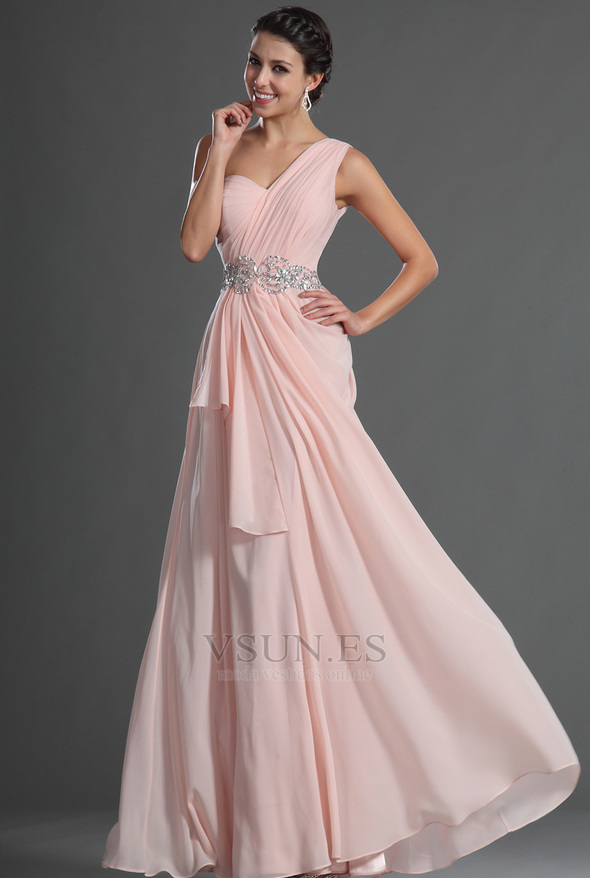 Vestidos para fiesta rosa