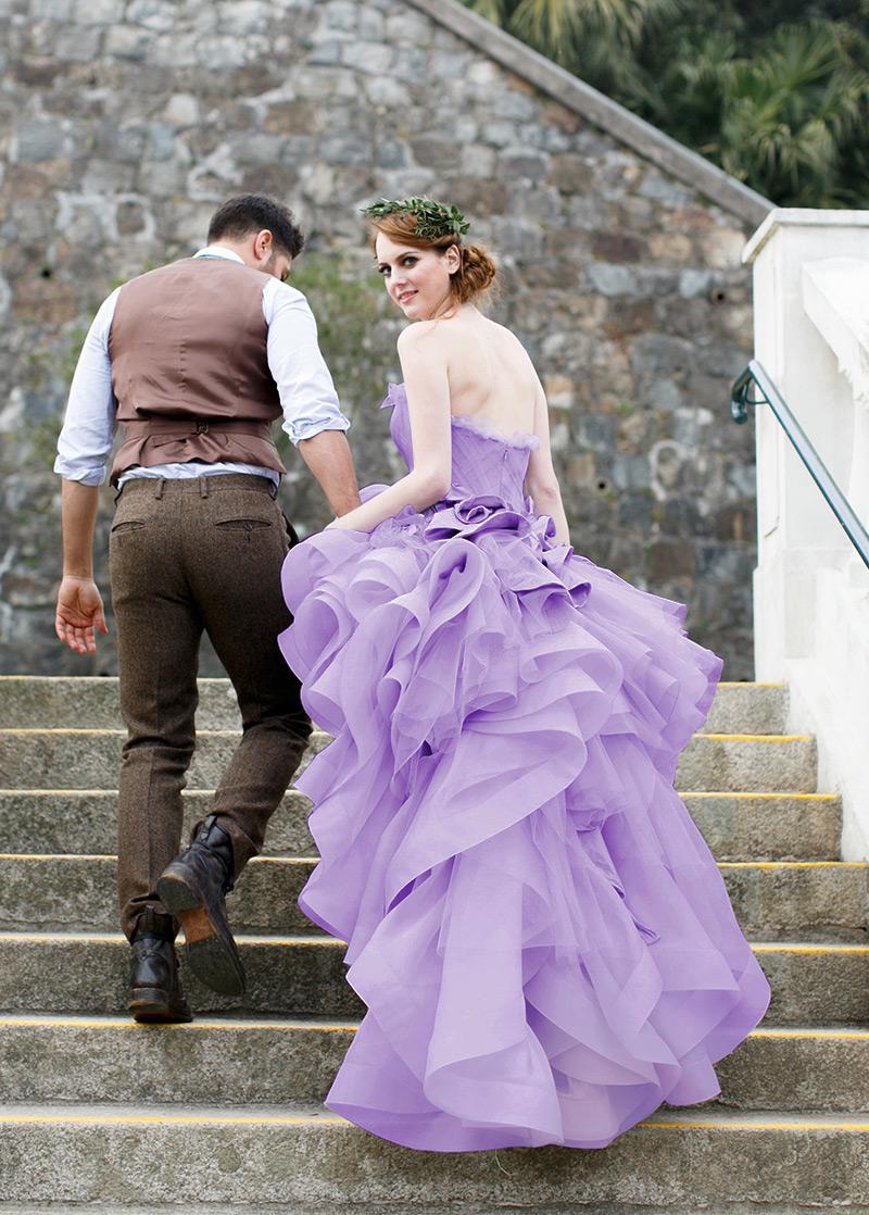 Fantástico Vestido De Boda De La Vendimia Romántica Motivo - Vestido ...