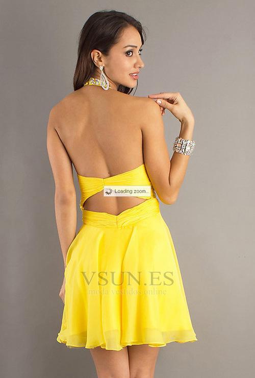 Imagenes de vestidos espalda afuera cortos