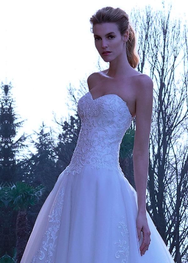 Dorable Vestido De Boda Del Otoño Ornamento - Vestido de Novia Para ...
