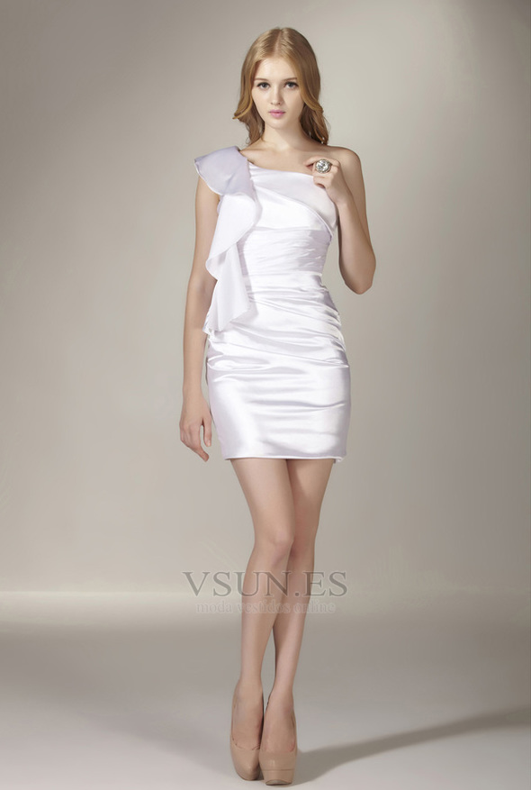 Vestidos corte recto de moda