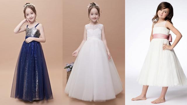 95885ffce Comprar Vestido dama de honor niña baratos online tiendas