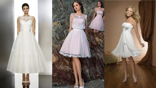 vestidos de novia informales baratos, vestidos informales de novia